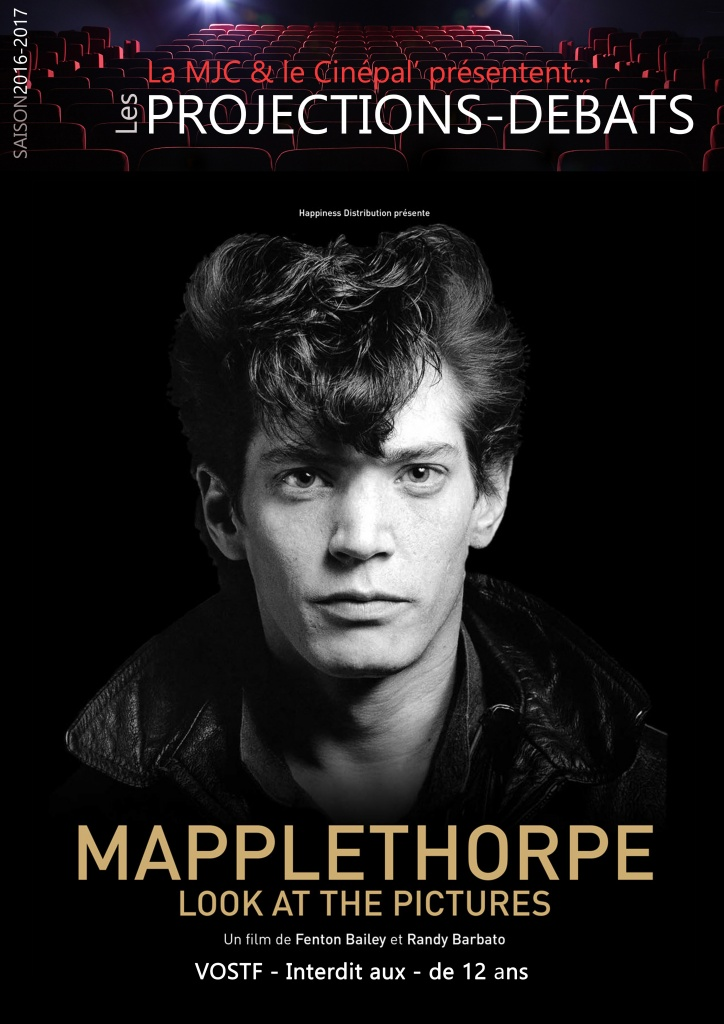 AFF PROJECTIONS DEBATS MAPPLETHORPE