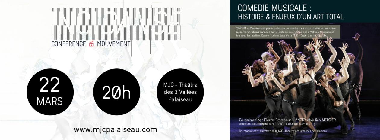 MJC – Théâtre des 3 Vallées