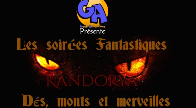 EXCEPTIONNEL !! TAVERNE DE KANDORYA