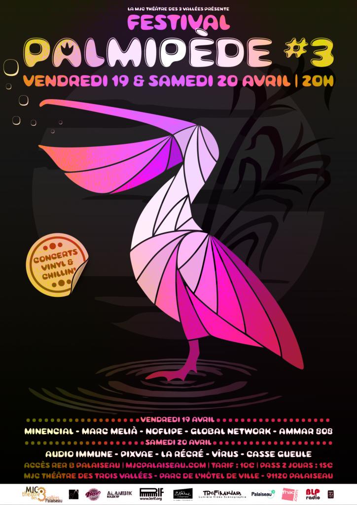 Concerts Palmipède 2019