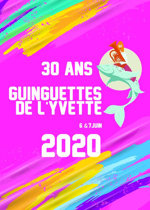 Guinguettes de l'Yvette 2020