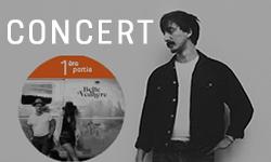 concert Raoul vignal à la MJC